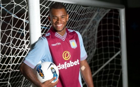 Dream transfer to Aston Villa for Leandro Bacuna