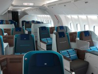 The new designer World Business Class by KLM