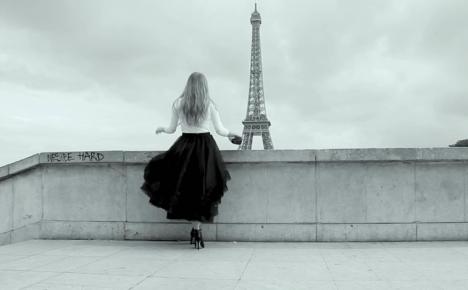 Lara Rose at Paris Fashion Week S/S 2014 Collections