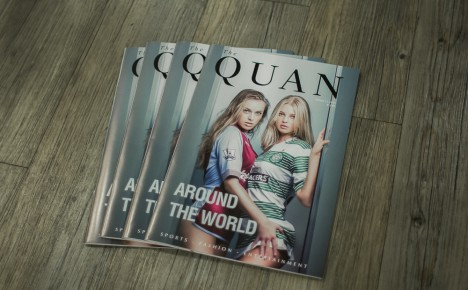 Hot off the press: The Quan II is here!