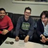Rapper DILAW signs at CiC group